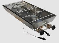 Встраиваемый газовый модуль